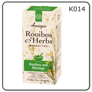 Rooibos & Moringa Tea