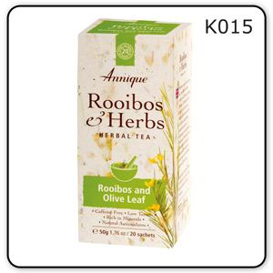 Rooibos & Olive Tea