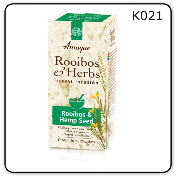 Rooibos & Hemp Tea