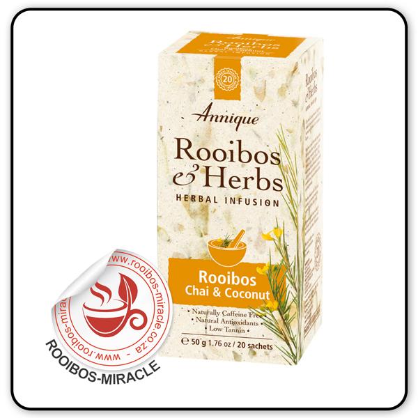 Rooibos & chai Tea